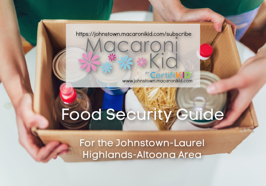 Food Security Guide