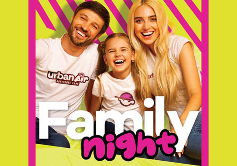 Urban Air Adventure Park Family Night