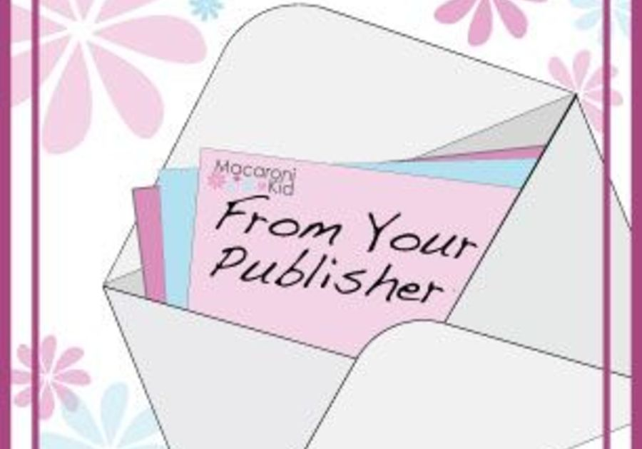 Note from Publisher