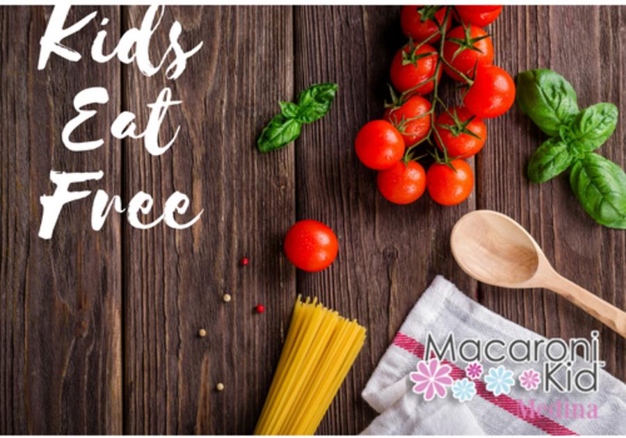 kids eat free medina county brunswick wadsworth hinckley valley city ohio northeast ohio
