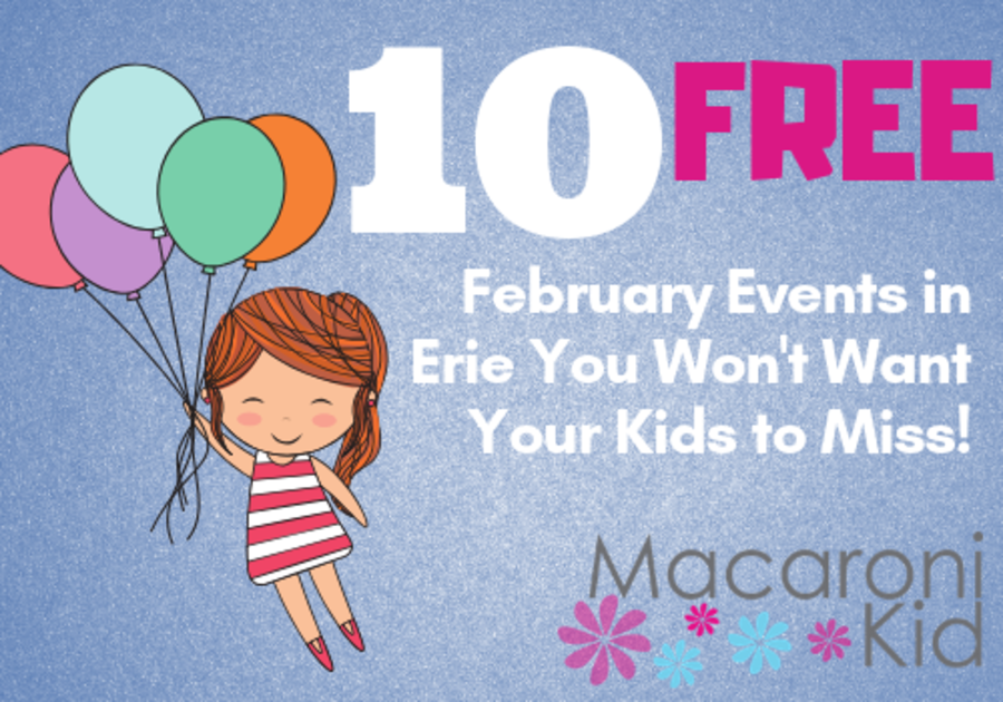 10 free february events in erie pa