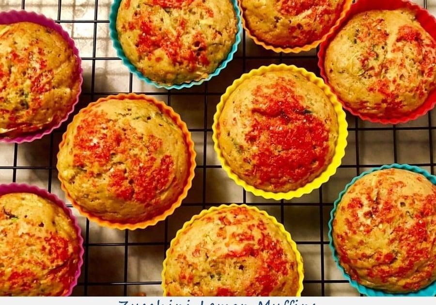 zucchini lemon muffins, things to do lower manhattan