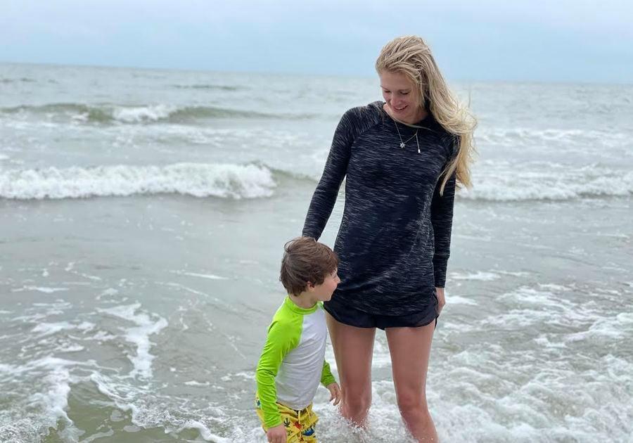 Galveston Island Beach Day Trip From Katy Texas