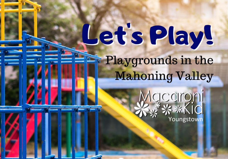 Playgrounds in Youngstown and Mahoning Valley