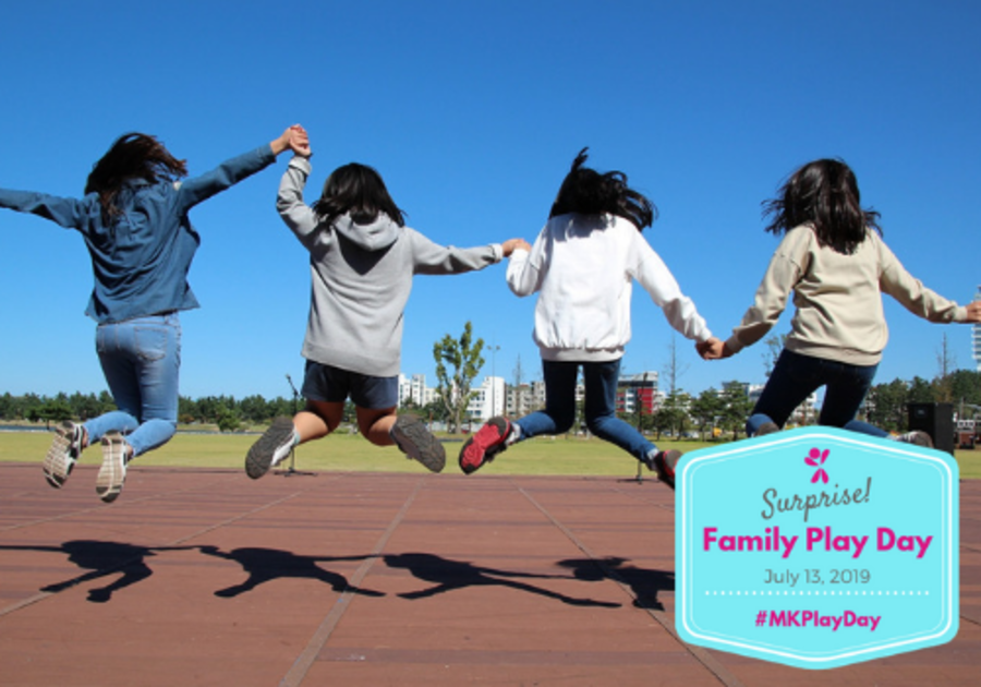 Surprise Family Play Day 2019