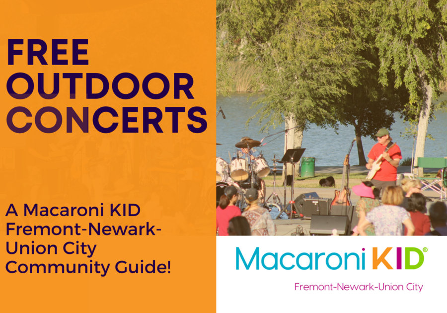 Free Outdoor Concerts in Fremont, Newark and Union City 2021
