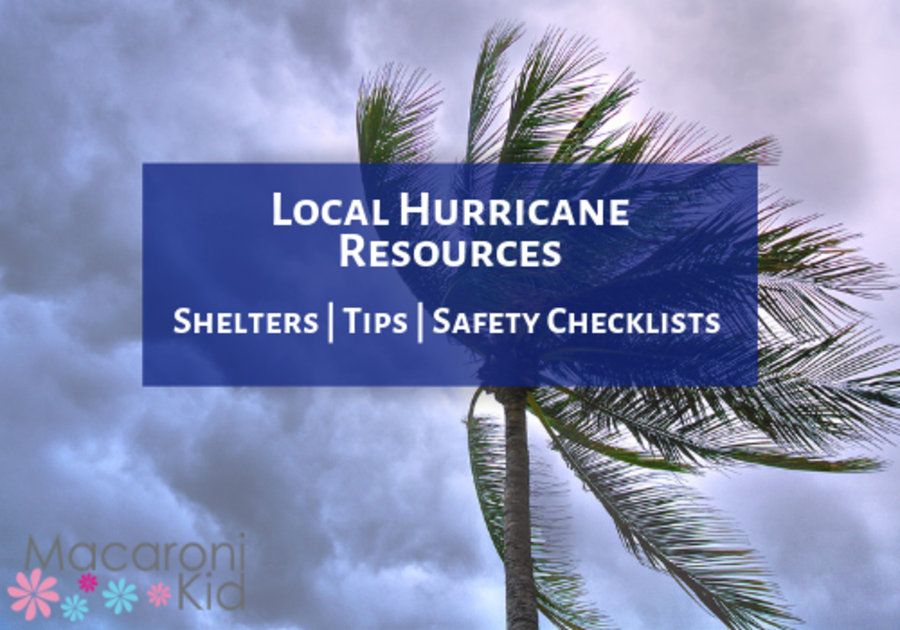 Local Hurricane Resource Guide