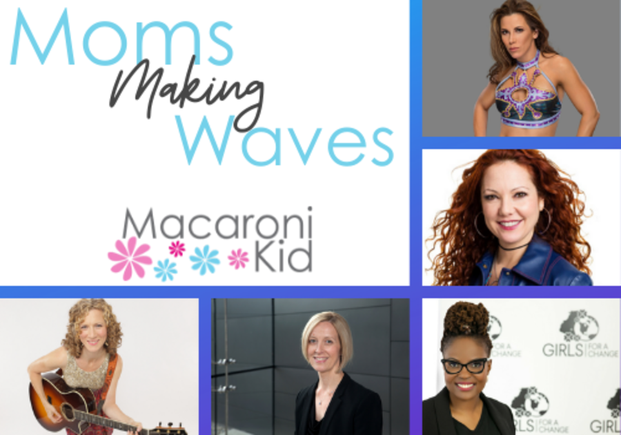 Moms Making Waves graphic