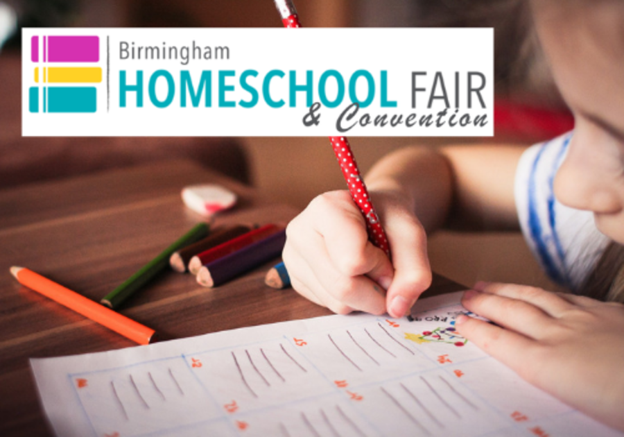 The Birmingham Homeschool Fair and Convention is coming to Hoover, Alabama in April