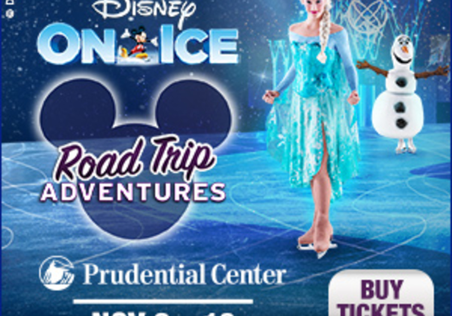 Disney On Ice Road Trip Adventures At Prudential Center