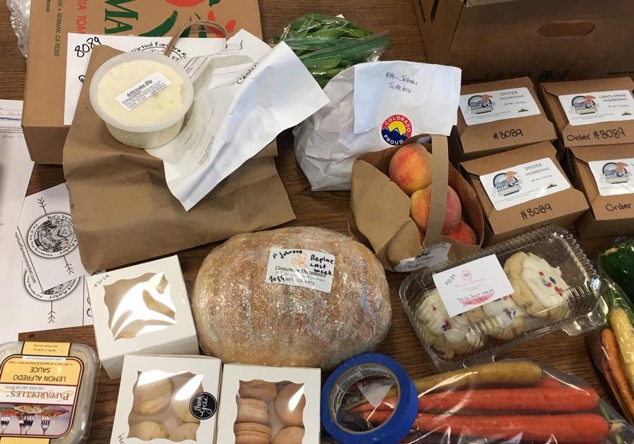 NOCO Virtual Farmers Market Food