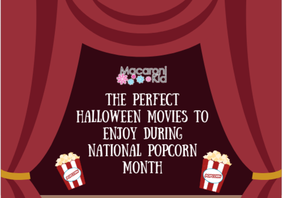 The Perfect Halloween Movies toEnjoy During National Popcorn Month