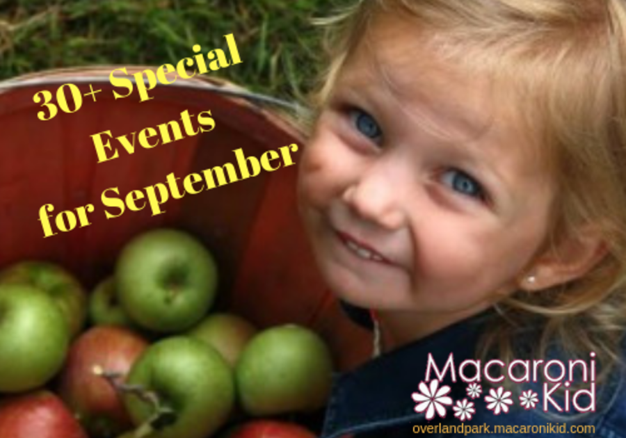 Kid Events Overland Park