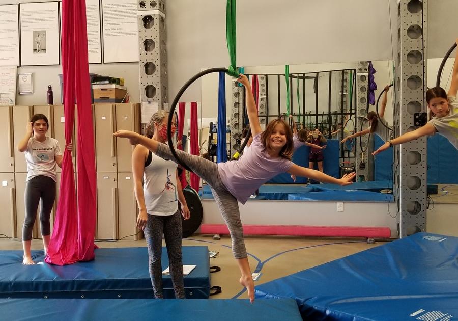 Hoop Instruction FoCo Circus