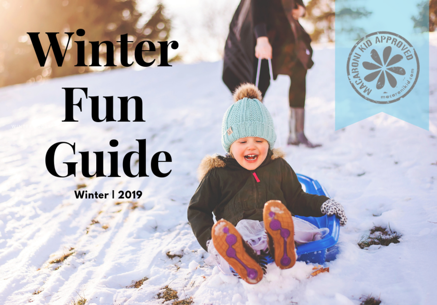 Winter fun guide events hickory nc