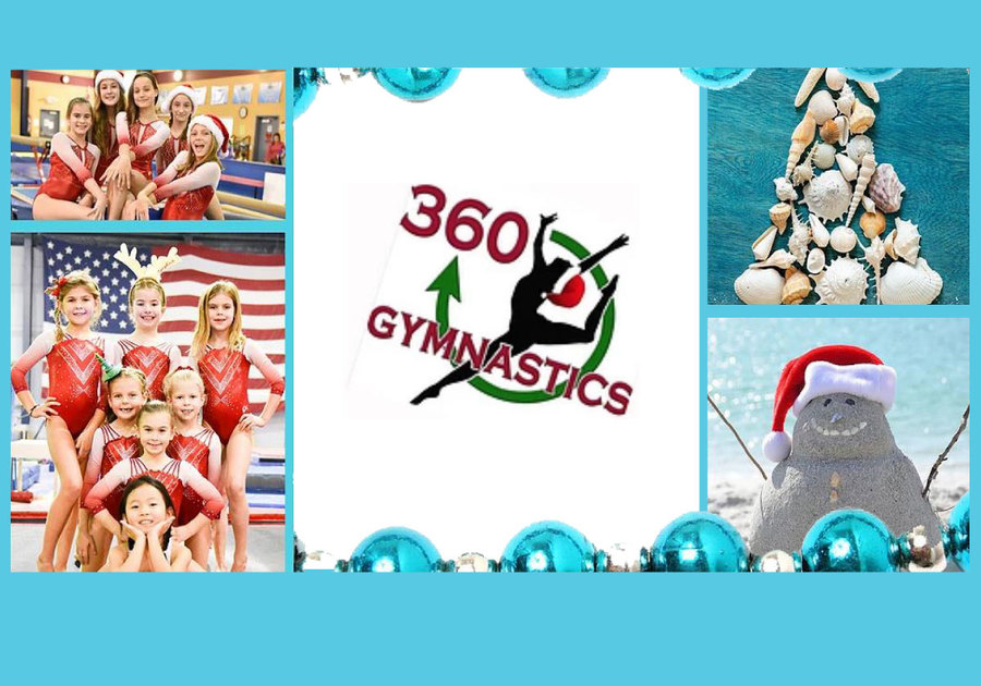 360 Gymnastics 2020 holidays