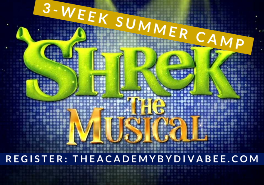 The Academy by Divabee Shrek The Musical Camp
