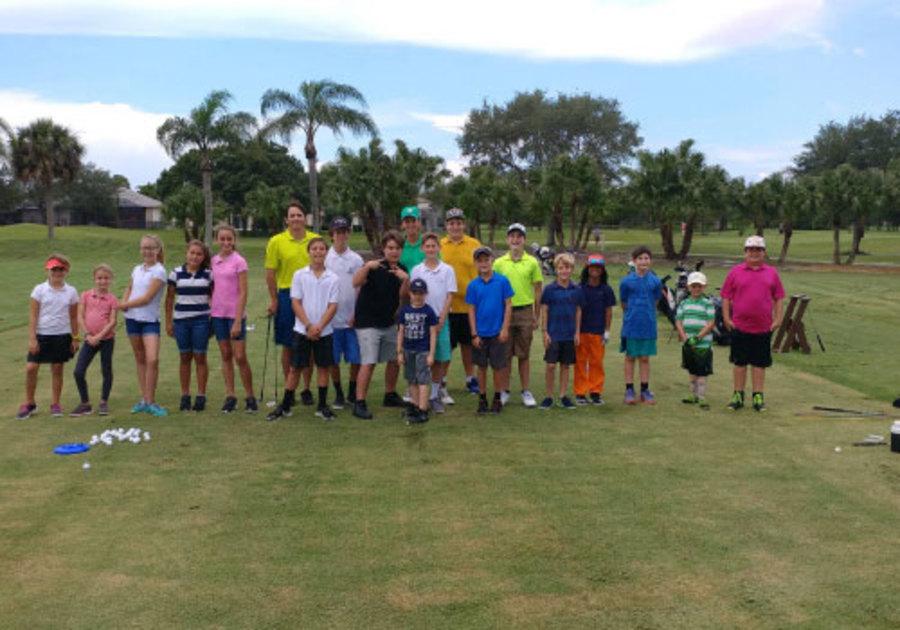 First Tee Treasure Coast Bo's Golf Camp