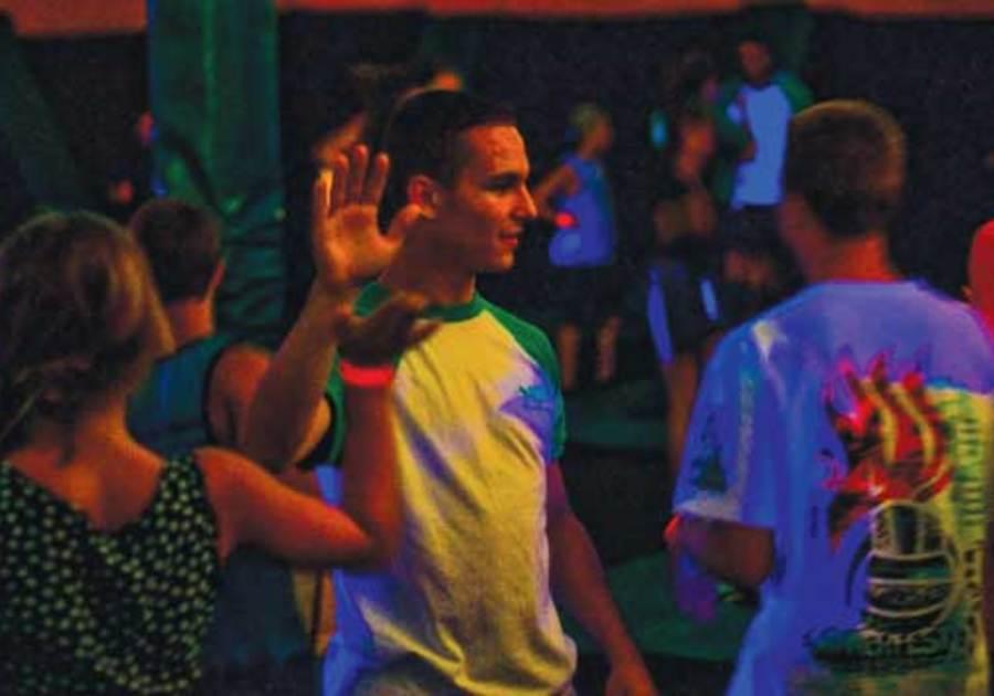 Rockin' Jump Friday Nights Roseville CA