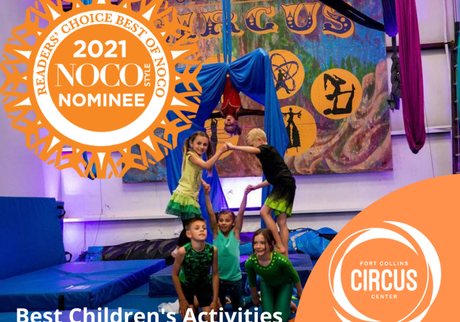 NoCo Style Nominee FoCo Circus Center