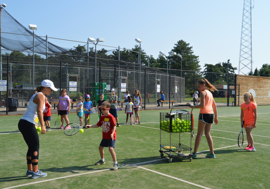 Sports Camps at Mill Creek MetroParks