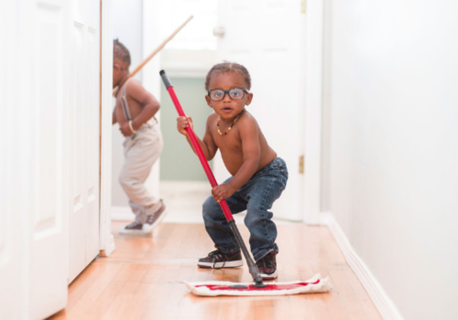 8 ways to get your child to help around the house