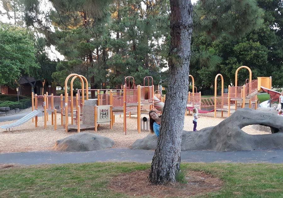 Newark Community Park in Newark