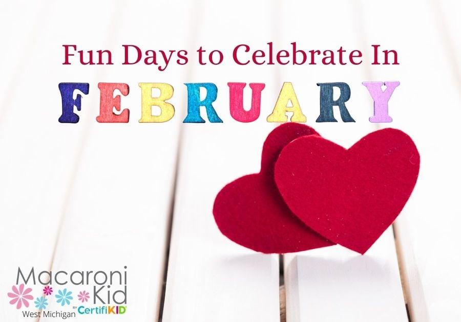 2021 National Days Calendar February