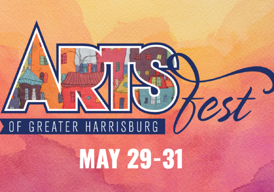 ArtsFest of Greater Harrisburg from May 29 - 31