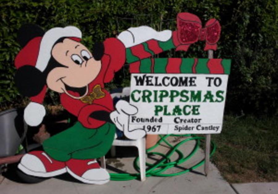 Crippsmas Place