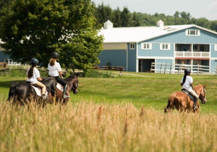 Bryn Mawr Riding Camp