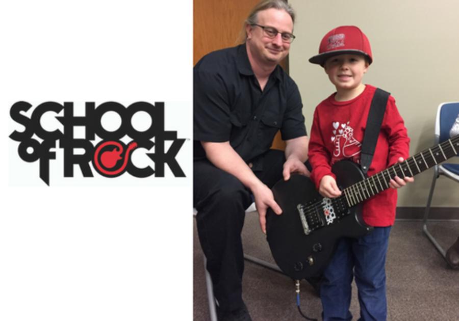 School of Rock Camp