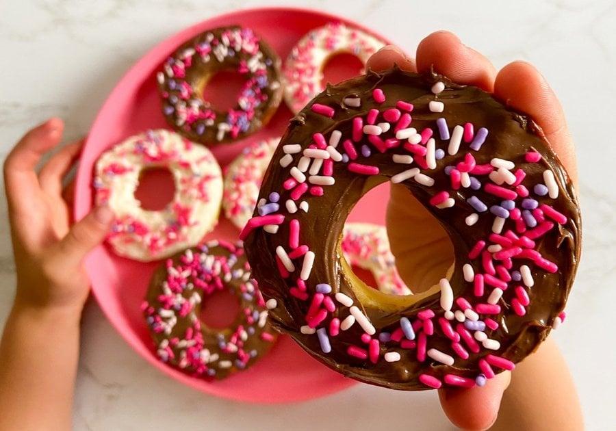 Apple Donuts