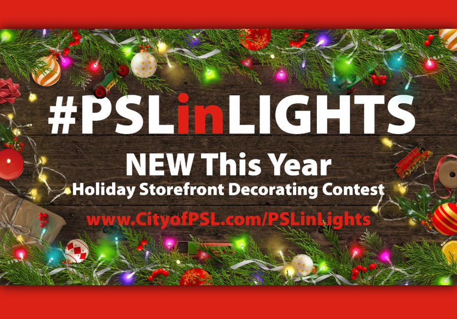 Port St Lucie Christmas Lights 2021 Bus Tours Pslinlight S Fifth Annual Holiday Contest Macaroni Kid Port St Lucie