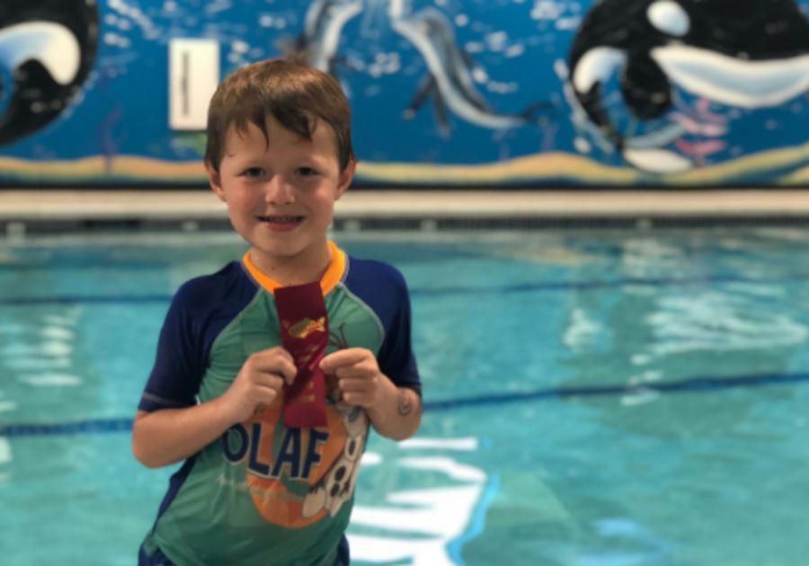 Review Goldfish Swim Overland Park
