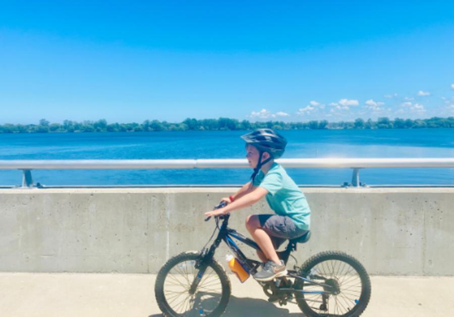 bike ride, summer bucket list