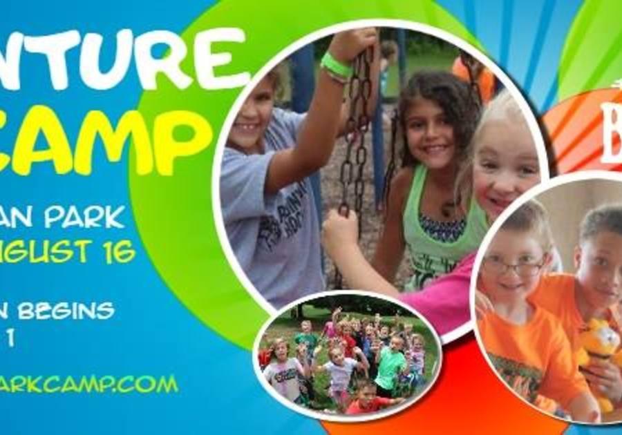 Boardman Park Adventure Day Camp Promo