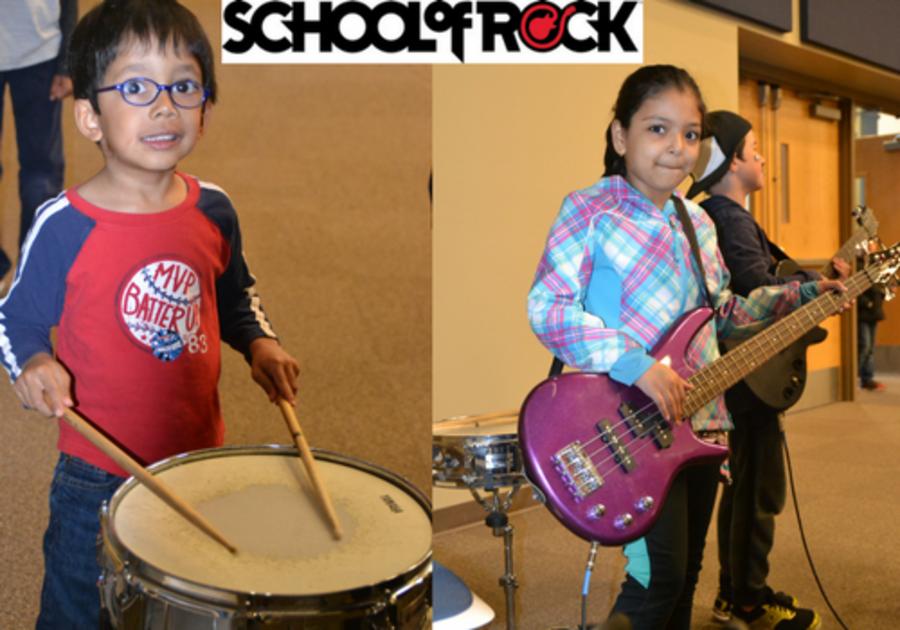 School of Rock Summer Camp