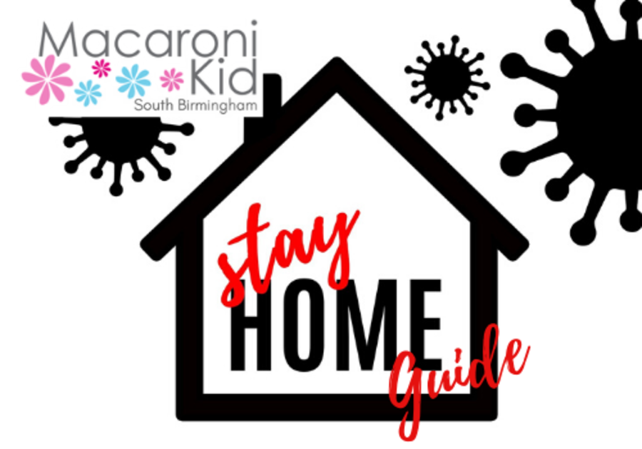 crafts, science experiments, online and virtual classes, activities, and things to do with kids while stuck at home during quarantine for the corona virus