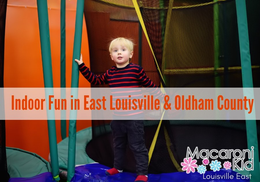 Indoor play places Louisville KY