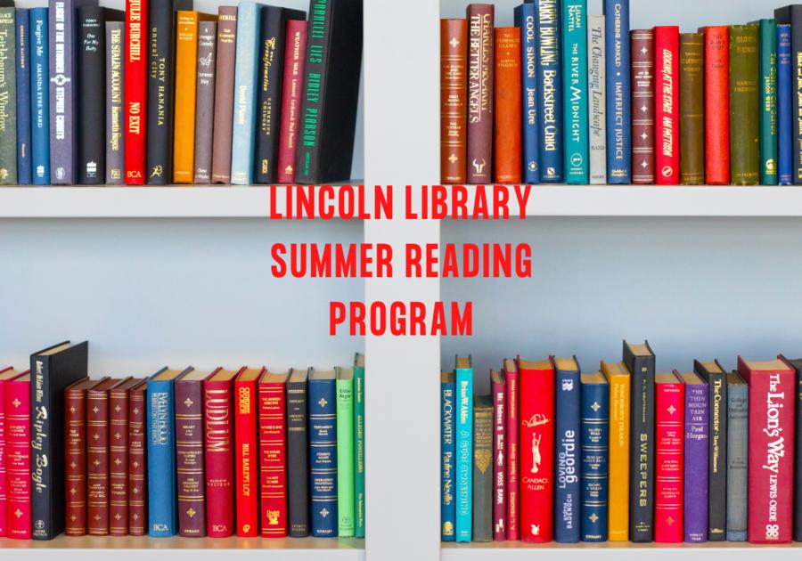 Lincoln Library Sumer Reading Program