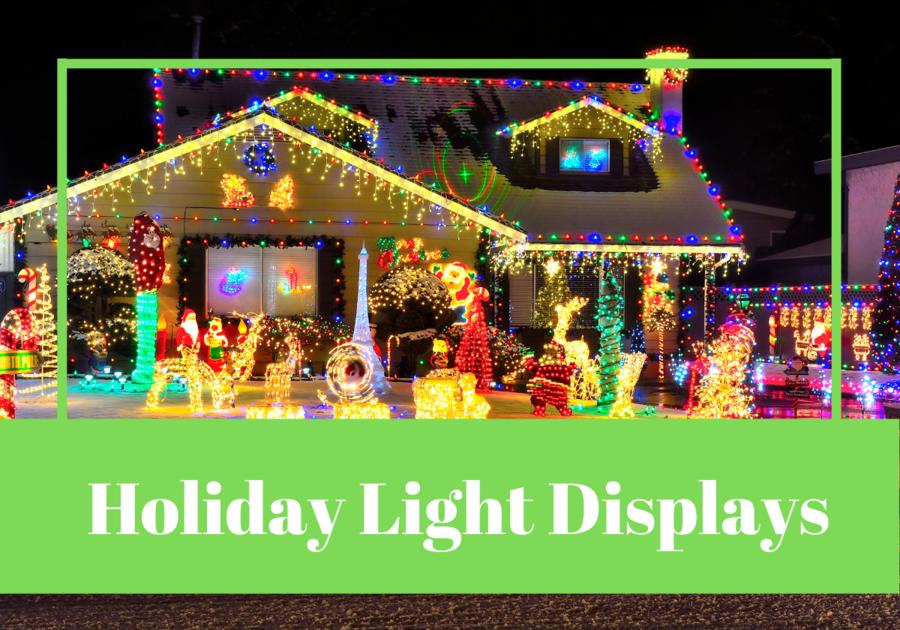 Chestermere Langdon Holiday Christmas Lights