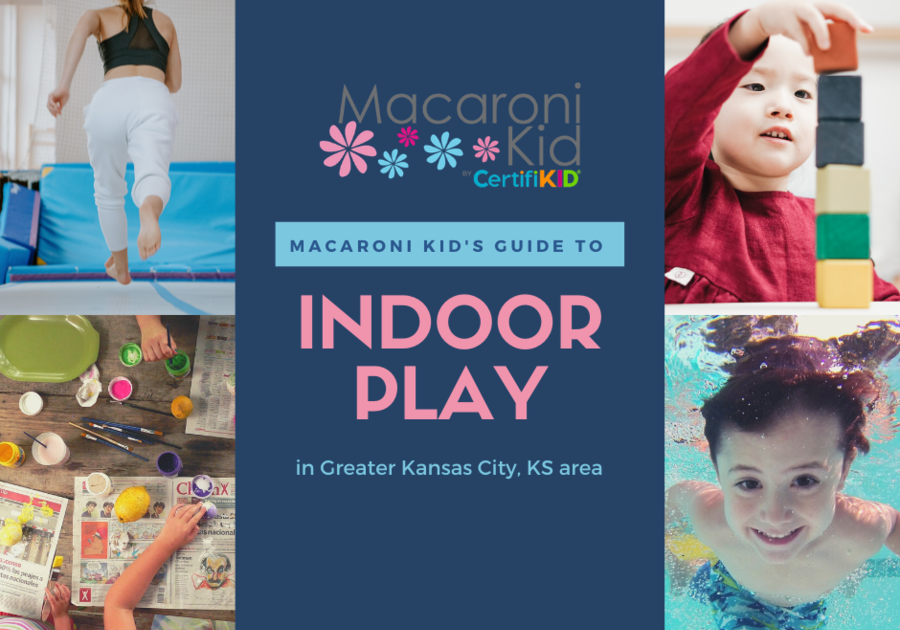 Find your indoor fun- museums, open gym, art studios, libraries and more!