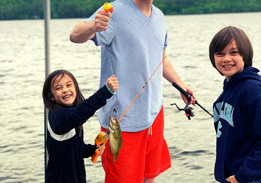 NJ Free Fishing Day June 5, 2021