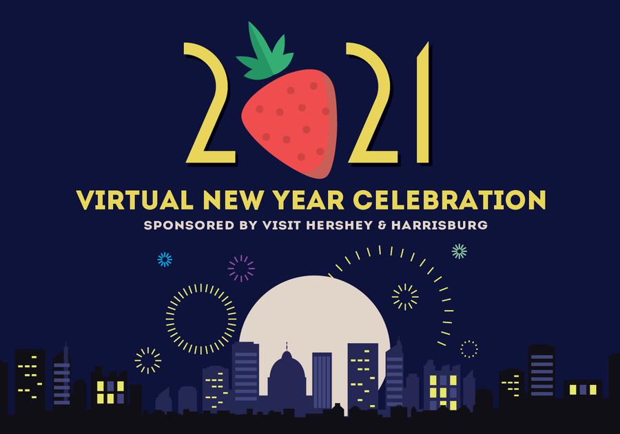 New Year Celebration Harrisburg