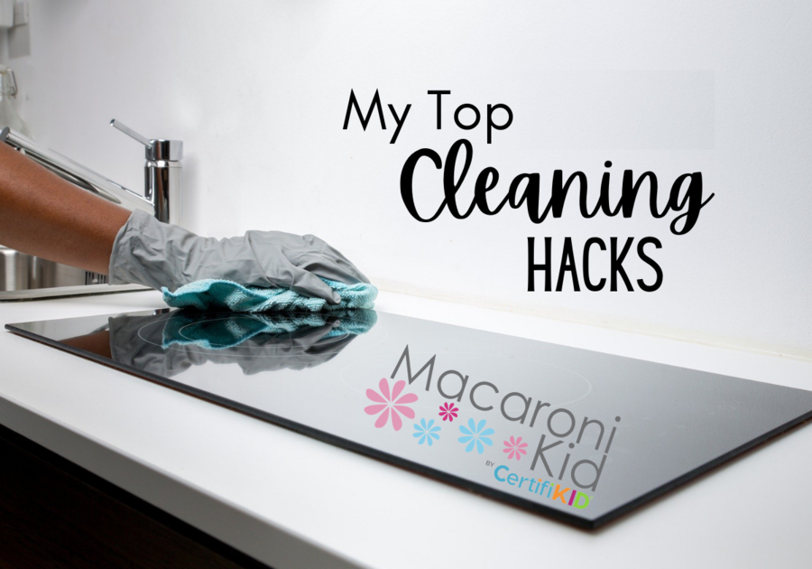 cleaning hacks we love