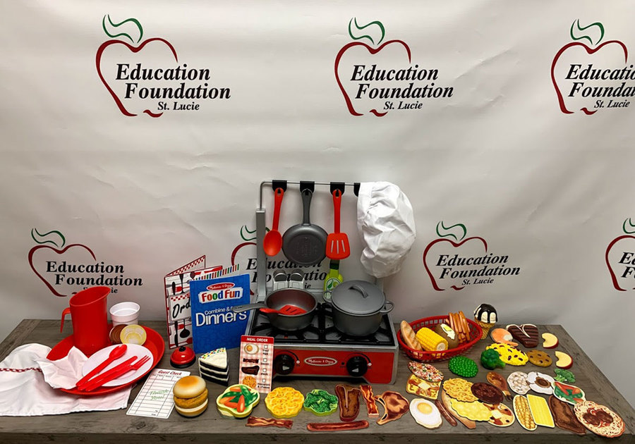 Education Foundation structured play Restaurant Toys