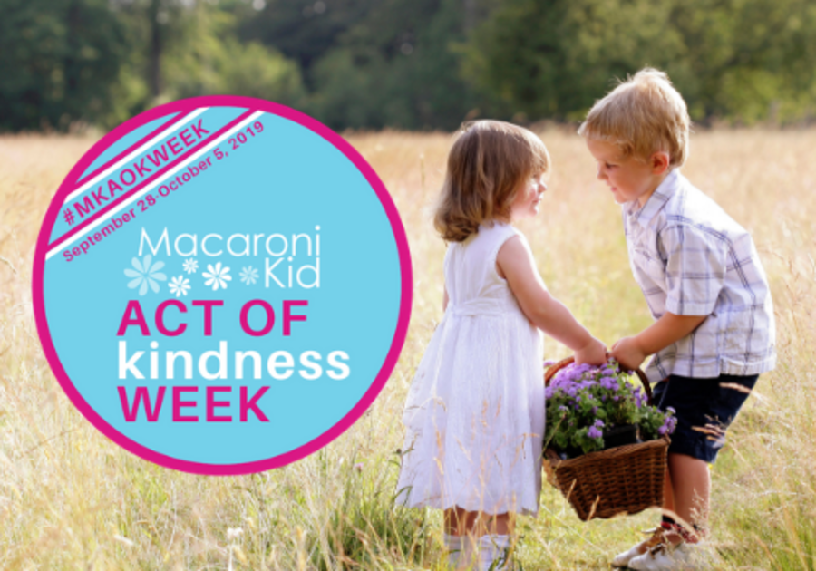 Act of Kindness Week 2019