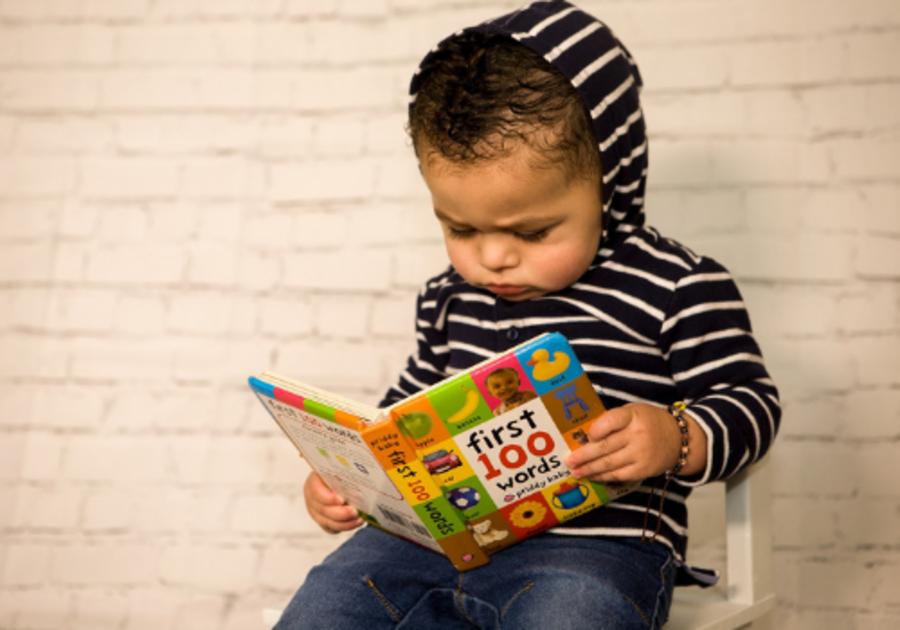 little boy readinghttps://pixabay.com/en/toddler-reading-kids-fashion-3995508/