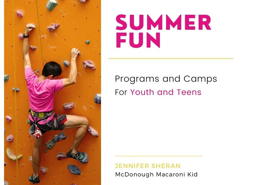 Guide to camps and summer programs